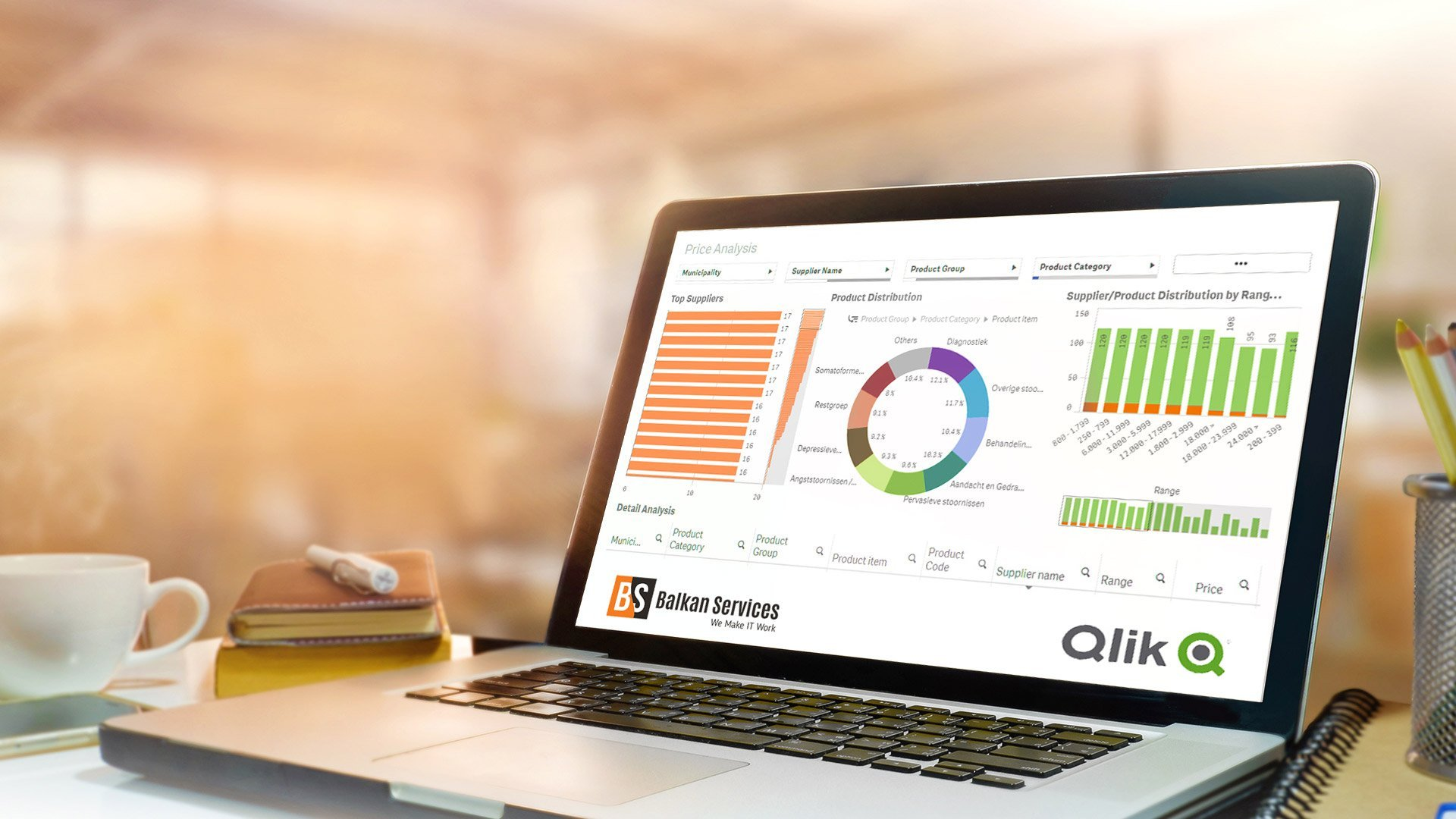First Steps in Business Intelligence specialized training - Balkanservices.com