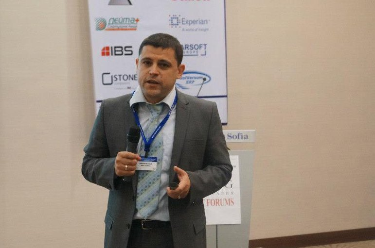 """Balkan Services on the conference """"Business Management Systems"""""""