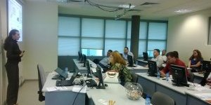 """Balkan Services organized training on """"Strategic management through analysis and reporting"""""""
