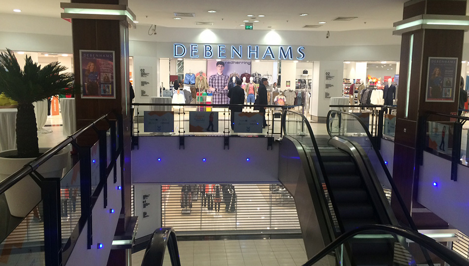 Debenhams shakes up the Bulgarian market with ERP system by Balkan Services - Balkanservices.com