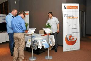 Мобилно приложение за анализ на retail данни показа Balkan Services