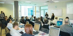 Balkan Services organized the 18th specialized Business Intelligence training
