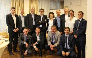 LucaNet AG събра международните си партньори