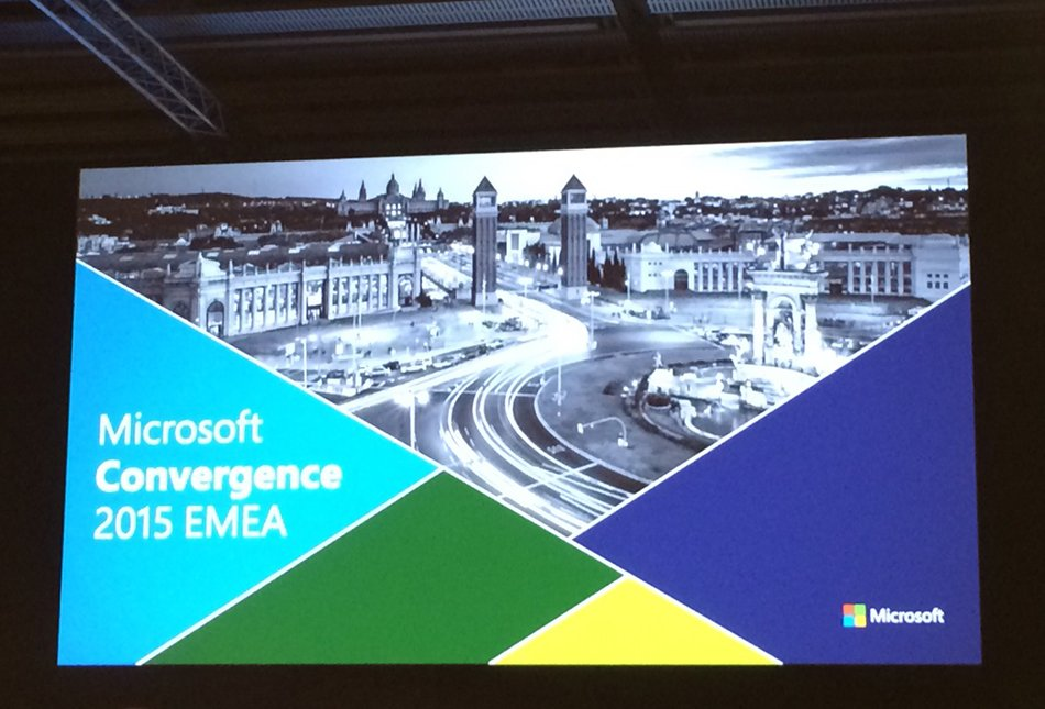 Balkan Services attended the Convergence 2015 EMEA Forum