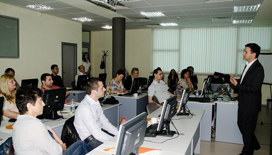 """Balkan Services held the third specialized CRM course """"Managing relationships with clients"""" - Balkanservices.com"""