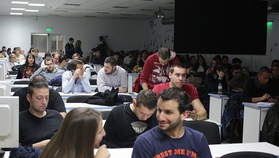 Balkan Services presented BI technology at SoftUni
