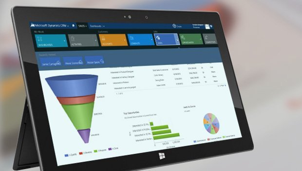 Balkan Services is the leader in implementation of MS Dynamics 365 in Bulgaria