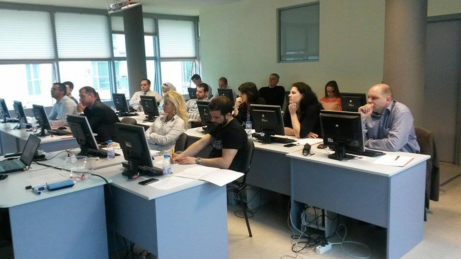 Balkan Services organizes the 20 anniversary of Business Intelligence training