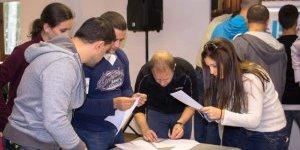 Balkan Services Teamwork training