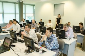 """Specialized Business Intelligence practical course """"4x4"""""""