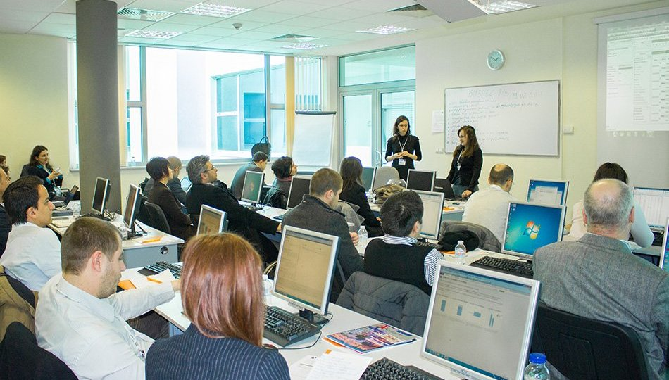 """BI training """"Business Analysis for Successful Management"""" by Balkan Services"""