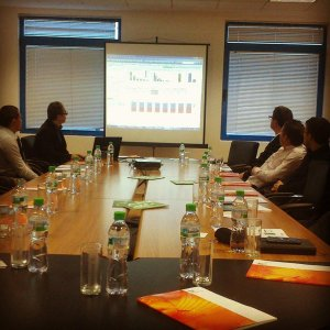 Presentation of software solutions at Mesomania