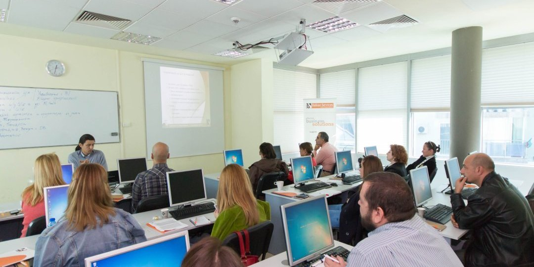 Consolidation Workshop using Specialized Software LucaNet - Balkanservices.com