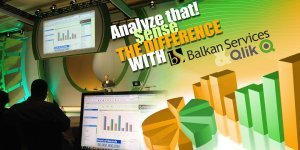 Analyze that! Lectures lead by professionals and users and short BI training all in one