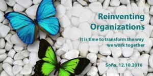 Reinventing organizations: it's time to transform the way we work together