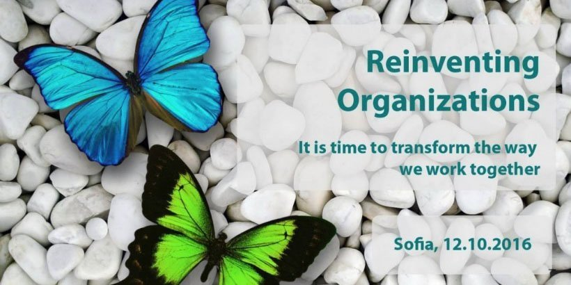 Reinventing organizations: it's time to transform the way we work together  - Balkanservices.com