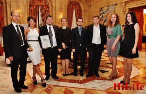 ERP Academy спечели награда за инвестиции и иновации в образованието