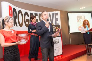 Visitors to VI PROGRESSIVE Conference will meet using a special application