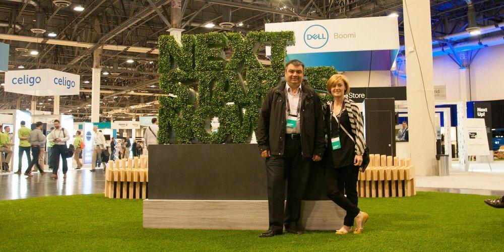 Като партньор на NetSuite Balkan Services участва на SuiteWorld17