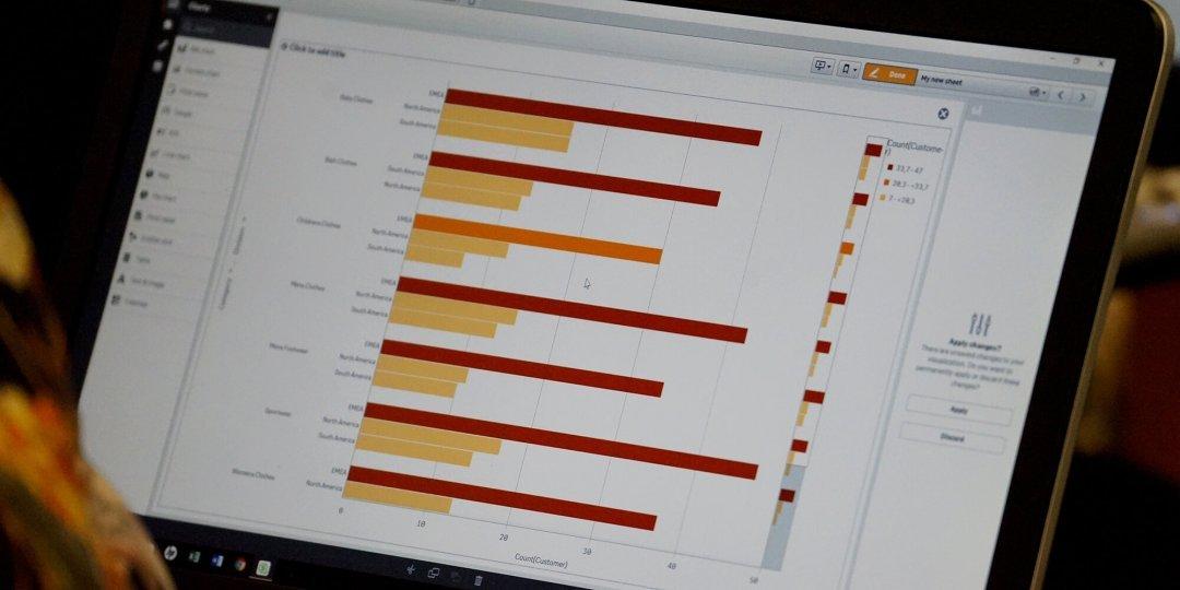 "QlikView + Qlik Sense обучение ""Business Intelligence MasterClass"" - Balkanservices.com"