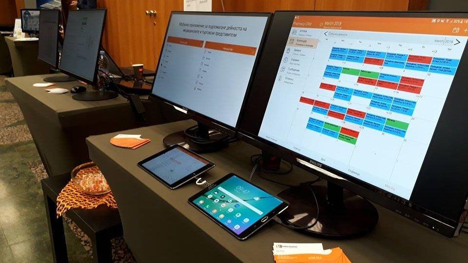 Balkan Services разкри ползите от бизнес софтуера на фoрума Digital Transformation Pharma 4.0
