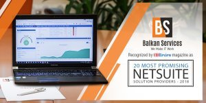 CIOReview Recognizes Balkan Services As A Top 20 Most Promising NetSuite Worldwide Solution Provider