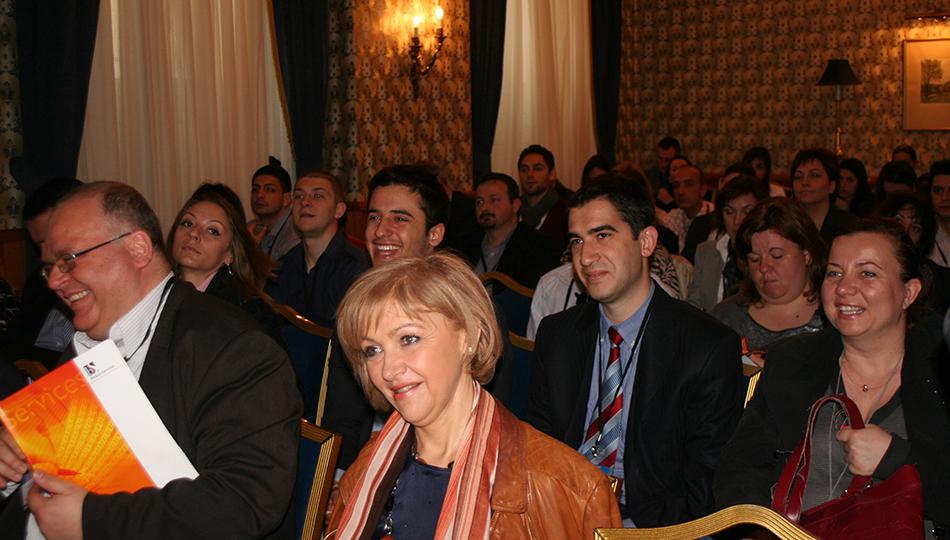 Balkan Services бе партньор на българския финансов ИТ форум - Balkanservices.com