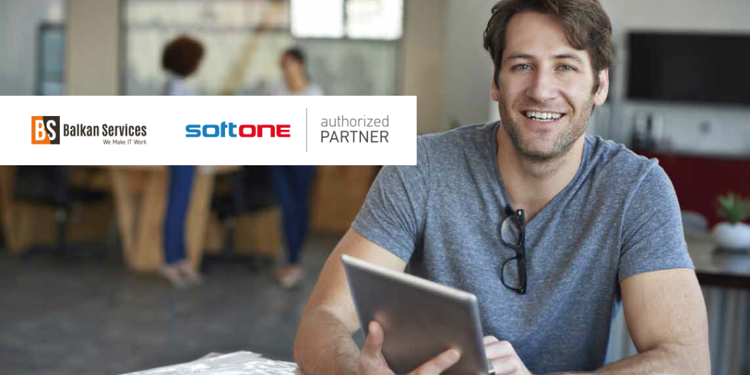 SoftOne Technologies is the new strategic partner of Balkan Services - balkanservices.com