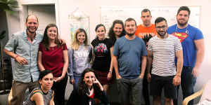 Balkan Services held a BI course for Masters at Sofia University - Balkanservices.com