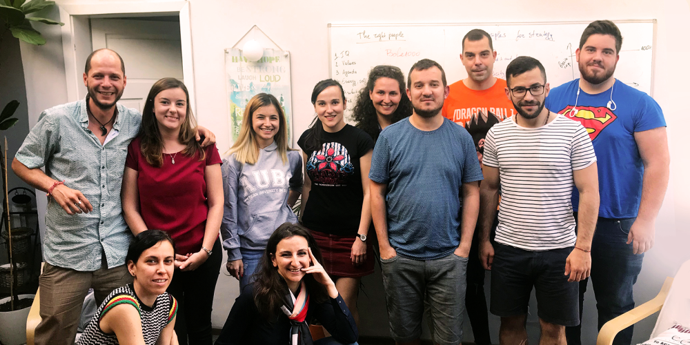 Balkan Services проведе BI курс на магистри в Софийски университет - balkanservices.com