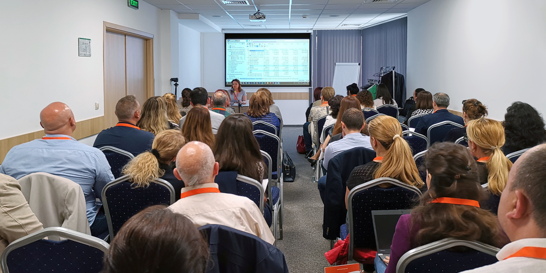 The second specialized financial consolidation seminar was held
