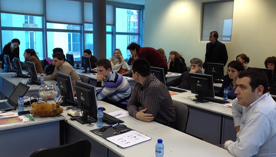 Business Intelligence Workshop - Balkanservices.com
