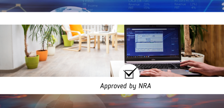 Balkan Services registered the Atlantis ERP as point-of-sale sales management software at the NRA