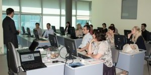 The consulting company Balkan Services organizes a one-day specialized CRM training
