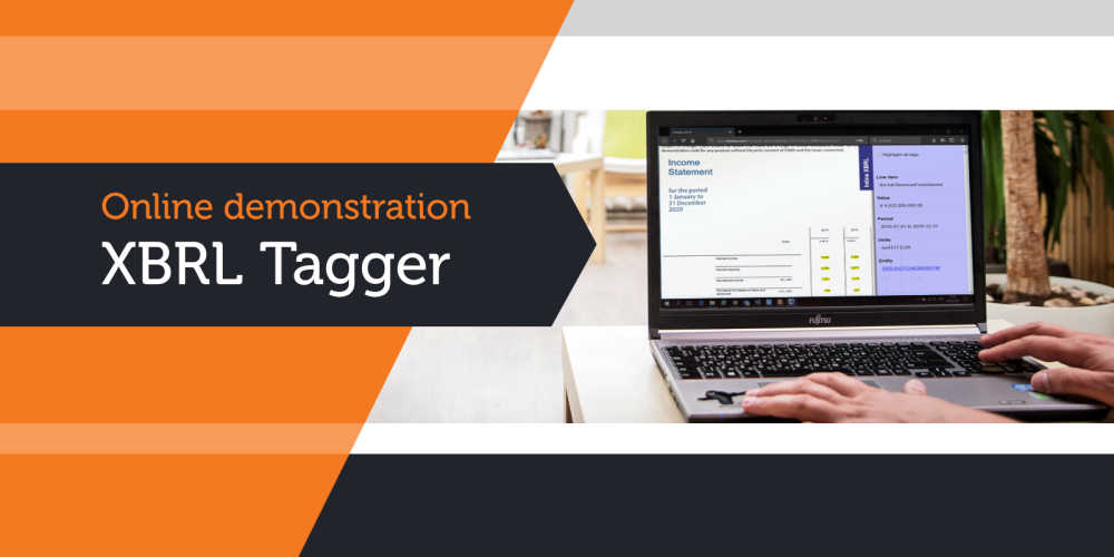 Demonstration of XBRL Tagger – a tool for converting financial statements to XBRL format- Balkan Services