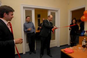 Balkan Services вече е в нов офис