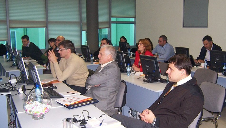 For seventh time Balkan Services organizes training seminar on Business Intelligence