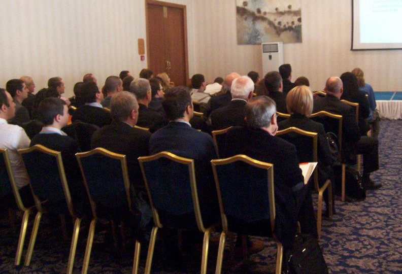 On 19 November 2009 at the Sheraton Hotel, the 9th National Conference on: ERP, CRM - Balkanservices.com
