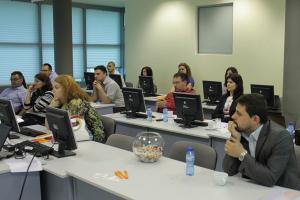 Balkan Services проведе обучение на тема Основи на Business Intelligence