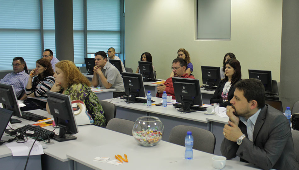 Balkan Services held training on Fundamentals of Business Intelligence  - Balkanservices.com