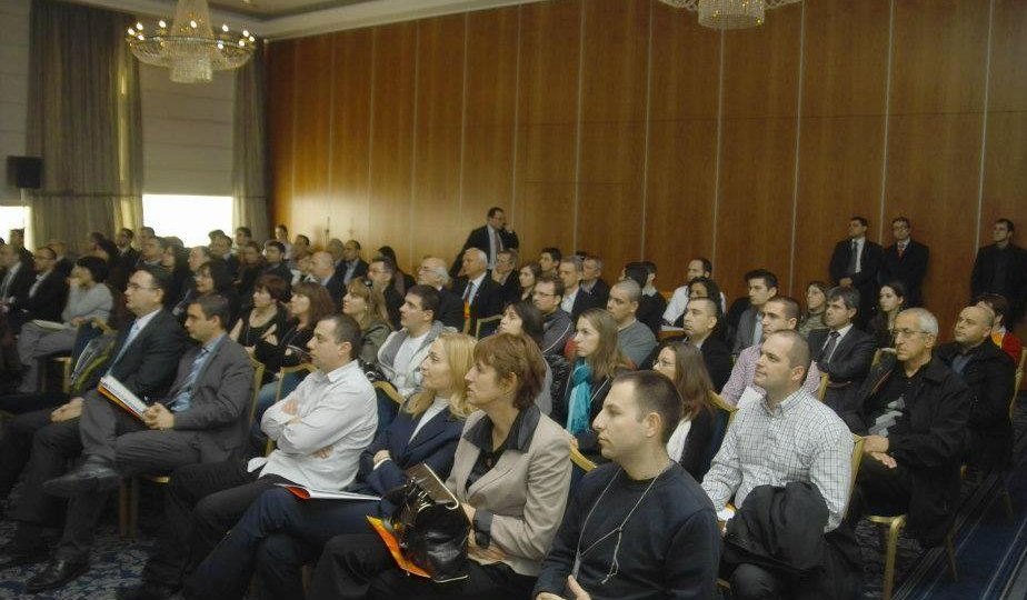 Balkan Services hosts the event Business Intelligence and Retail Business