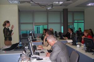 """Balkan Services проведе BI обучение на тема """"Стратегическо управление чрез ефективна система за анал"""