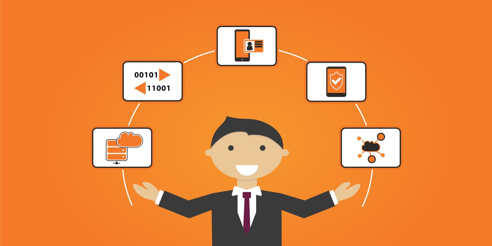 Как модерните ИТ системи повишават ефективността на бизнеса - balkanservices.com