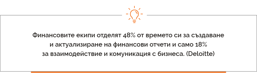 Проучване на Deloitte за дейността на финансовите екипи - balkanservices.com