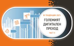 ТОП 10 BI трендове през 2021: големият дигитален преход (част 2) - balkanservices.com