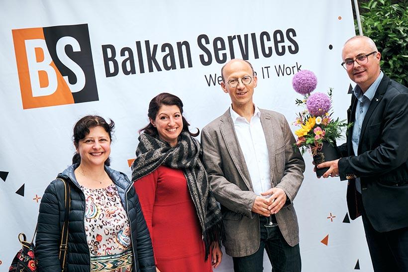 15-ти рожден ден на Balkan Services - balkanservices.com