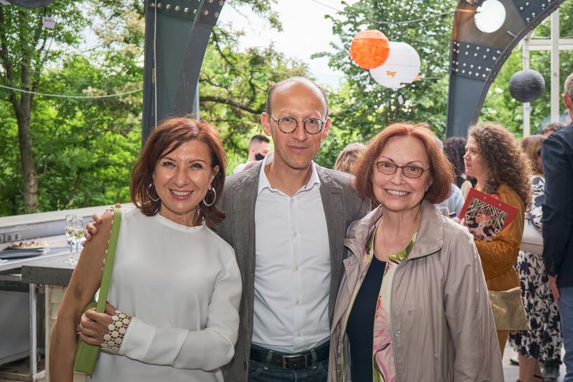 Партньори на Balkan Services, празненство за 15-ти рожден ден - balkanservices.com