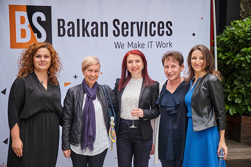 Празненство за 15-ти рожден ден на Balkan Services - balkanservices.com