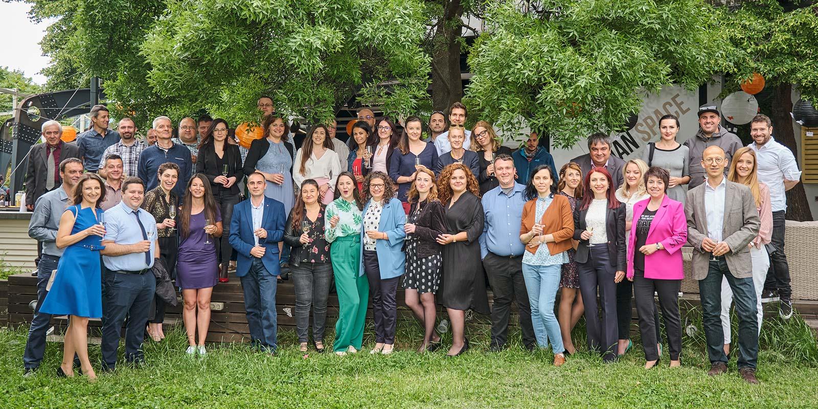 Balkan Services отпразнува своя 15-ти рожден ден! [ФОТО разказ] - balkanservices.com