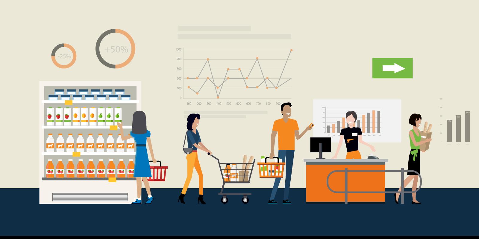 За търговска верига Макс Марк анализите на продажбите вече отнемат секунди - Balkan Services